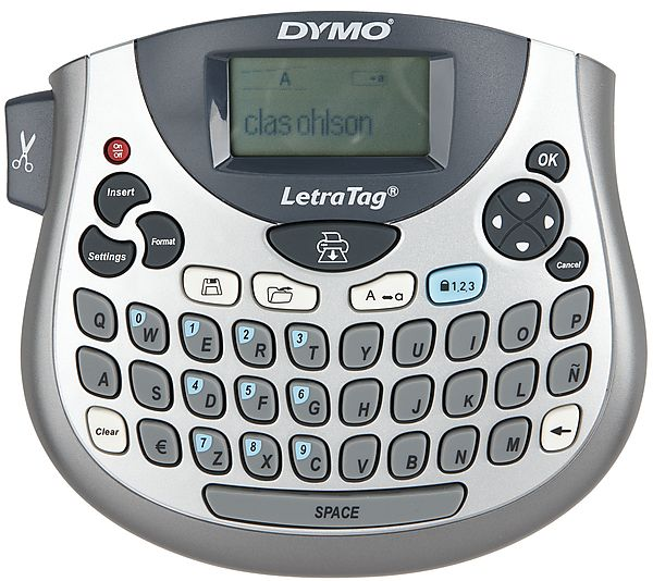 DYMO LetraTag LT-100T Plus Label Maker