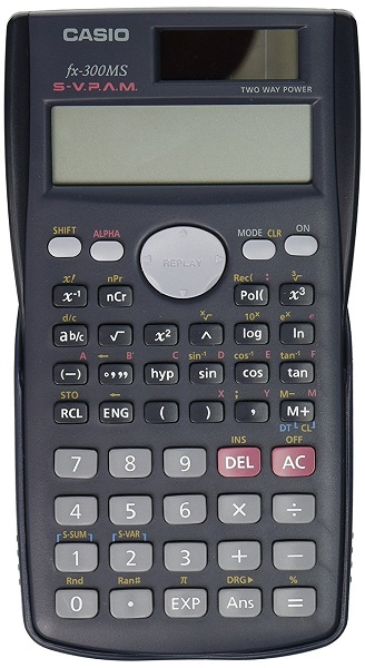 Casio fx-300MS calculator