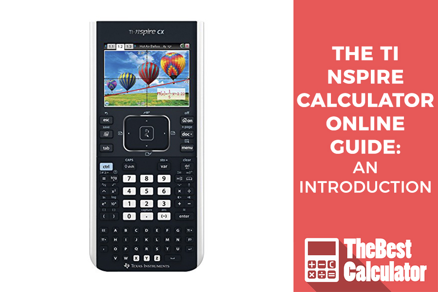 ti nspire calculator online