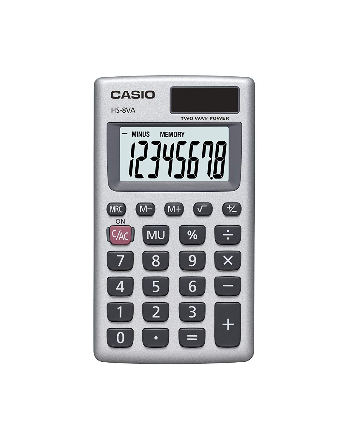 Casio Inc. HS8VA